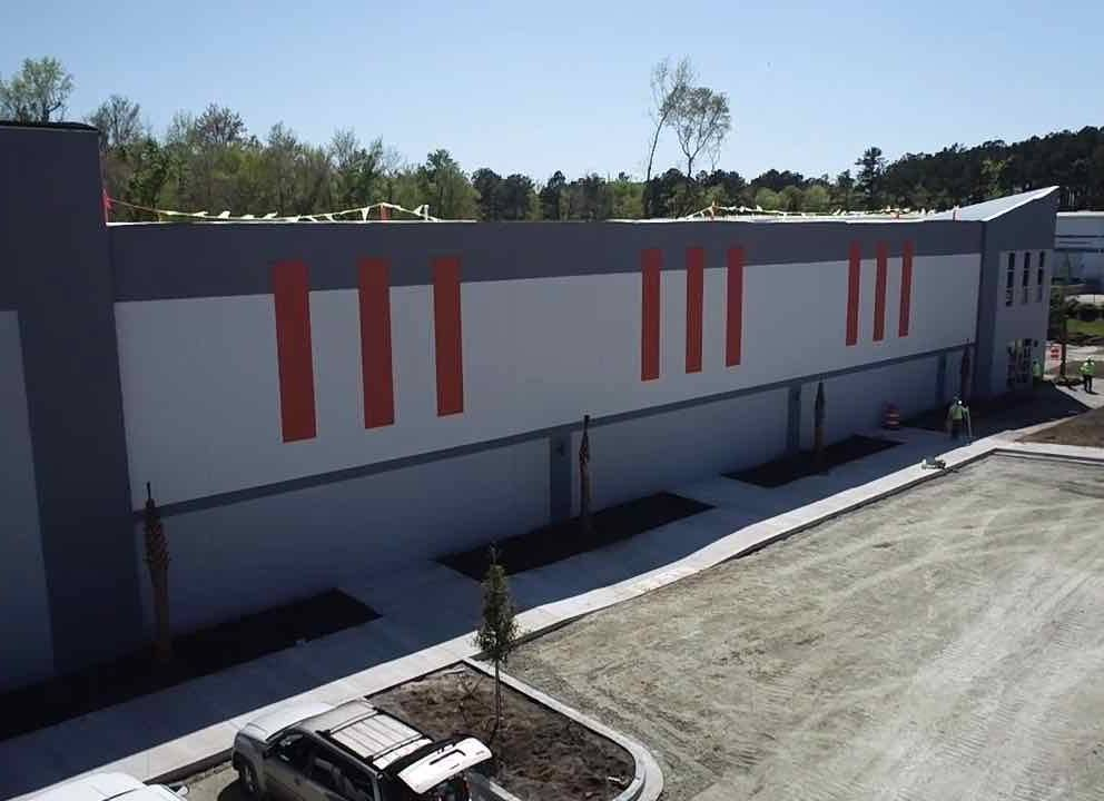 Industrial Space Demand Outweighs Supply Across Charleston Region