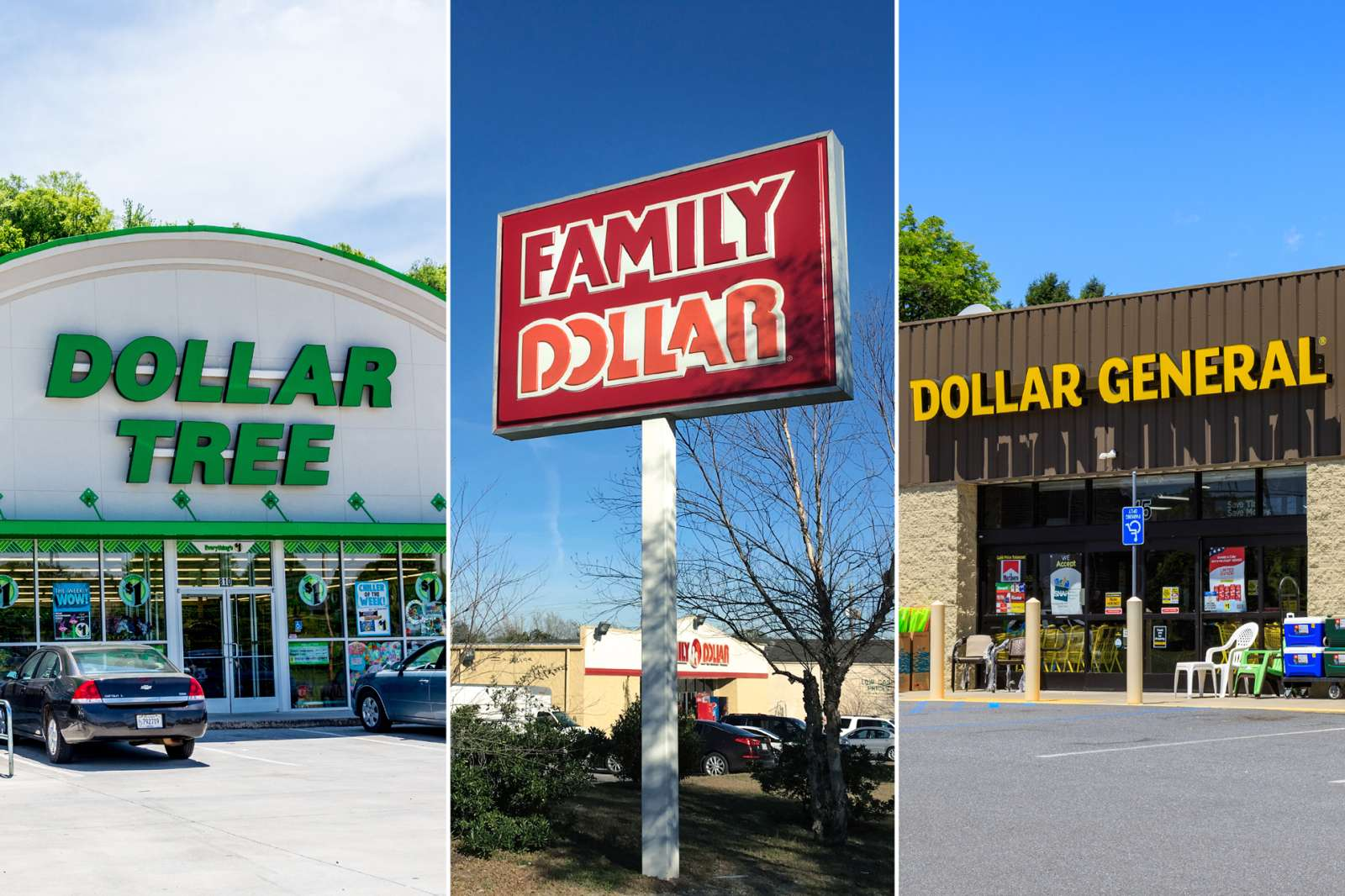 Over 40% of New Stores Opening in the U.S. Are Dollar Stores