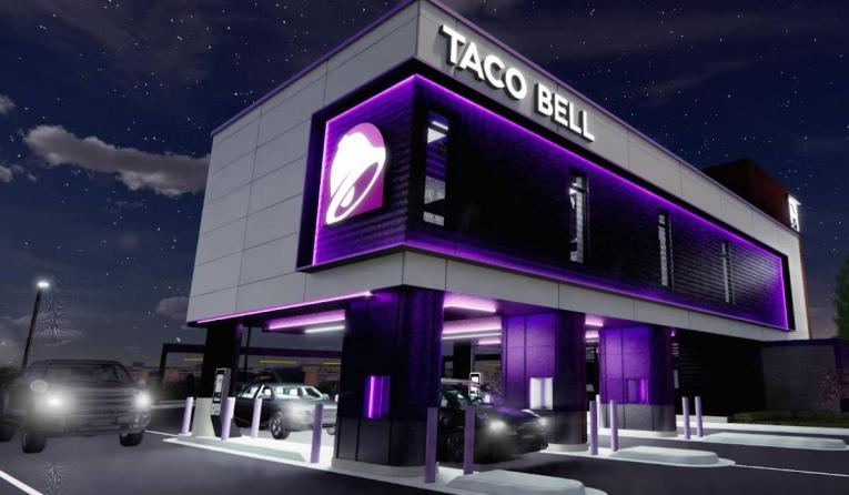 Taco Bell Unveils its Most Innovative Restaurant Ever